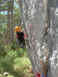Crimea: first ascent