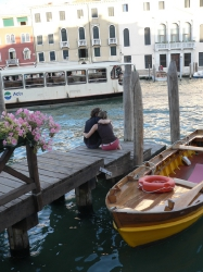 day of rest in Venezia